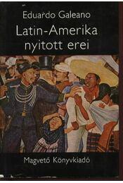 Latin-Amerika nyitott erei - Régikönyvek