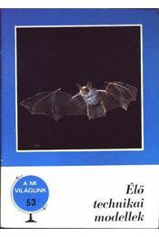 Élő technikai modellek - Régikönyvek