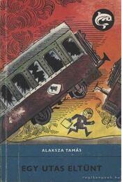 Egy utas eltűnt - Régikönyvek