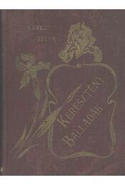 Keresztény balladák - Régikönyvek