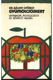 Gyümölcsöskert - Régikönyvek