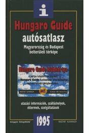 Autósatlasz - Régikönyvek