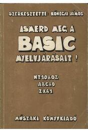 Ismerd meg a BASIC nyelvjárásait - Régikönyvek