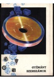 Gyémántszerszámok - Régikönyvek