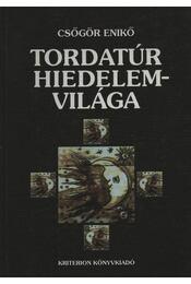 atirni - Tordatúr hiedelemvilága - Régikönyvek