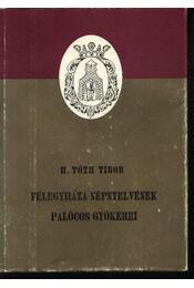 Félegyháza népnyelvének palócos gyökerei - Régikönyvek