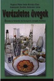 Varázslatos üvegek (Síküvegek festése) - Régikönyvek