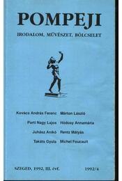 Pompeji 1992/4. - Régikönyvek