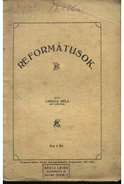 Reformátusok - Régikönyvek