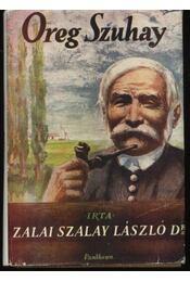 Öreg Szuhay - Régikönyvek