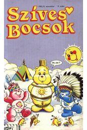 Szíves bocsok 1991/6. - Régikönyvek