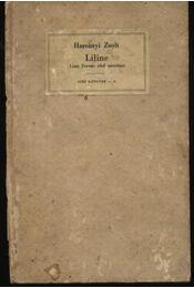 Liline - Régikönyvek