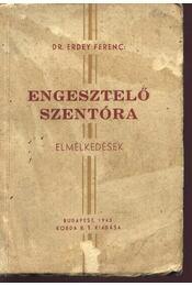 Engesztelő szentóra - Régikönyvek