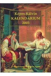 Képes Kalendárium 2003 - Régikönyvek