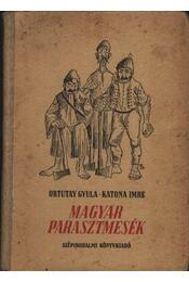 Magyar parasztmesék - Régikönyvek