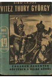 Vitéz Thury György - Régikönyvek