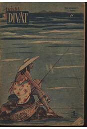Párisi Divat 1944/9. szám - Régikönyvek