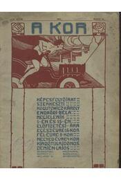 A kor - 10. szám 1907. május 15. - Régikönyvek