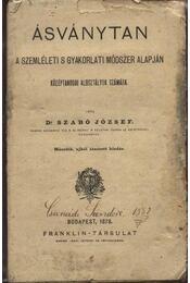 Ásványtan - Régikönyvek