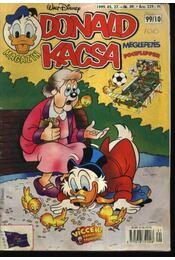 Donald Kacsa 1999/10. - Régikönyvek