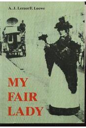 My fair lady - Régikönyvek
