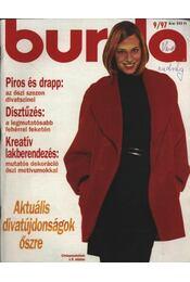 Burda 1997/9. szeptember - Régikönyvek