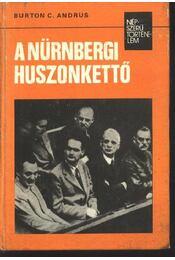 A nürnbergi huszonkettő - Régikönyvek
