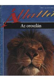Állattár 1994/1. - Régikönyvek