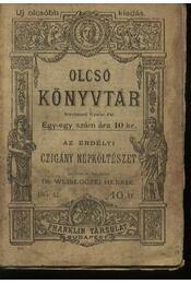 Az erdélyi czigány népköltészet - Régikönyvek