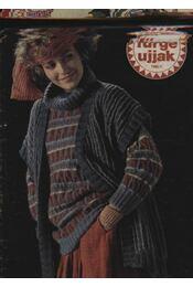 Fürge ujjak 1986. XXX. évfolyam (Teljes) - Régikönyvek