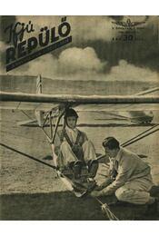 Ifjú repülő II. évfolyam 7. szám - Régikönyvek