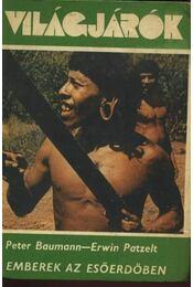 Emberek az esőerdőben - Régikönyvek