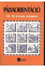 Pályaorientáció - Régikönyvek