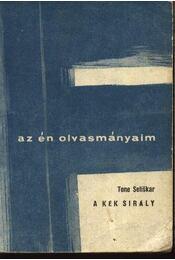 A kék sirály - Régikönyvek