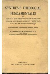 Synthesis Theologiae Fundamentalis - Régikönyvek