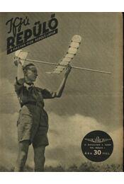 Ifjú repülő II. évfolyam 5. szám - Régikönyvek