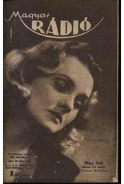 Magyar Rádió 1948. január 23. - Régikönyvek