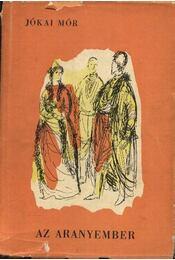 Az aranyember I-II kötet - Régikönyvek