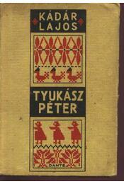 Tyukász Péter - Régikönyvek