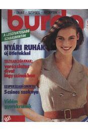 Burda 1990/5. május - Régikönyvek