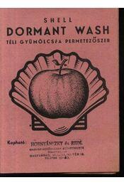 Téli gyümölcsfa permetezőszer - Régikönyvek