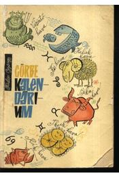 Görbe kalendárium 1966 - Régikönyvek