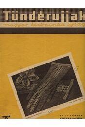 Tündérujjak 1942. 06 hó - Régikönyvek