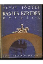 Raevius ezredes utazása - Régikönyvek