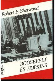 Roosevelt és Hopkins I-II. kötet - Régikönyvek