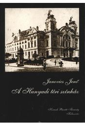 atirni - A Hunyadi téri színház - Régikönyvek