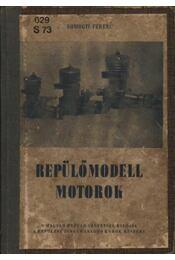 Repülőmodell motorok - Régikönyvek
