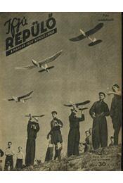 Ifjú repülő 1942. november 1. - Régikönyvek