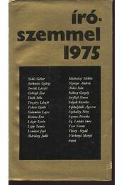 Író szemmel 1975 - Régikönyvek