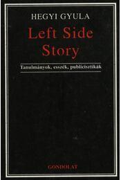 Left Side Story - Régikönyvek